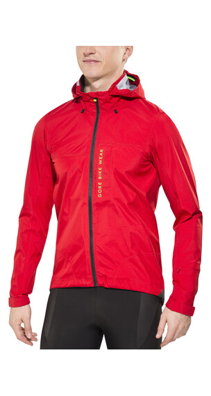 GORE BIKE WEAR Power Trail GTX AS Jacket Men red